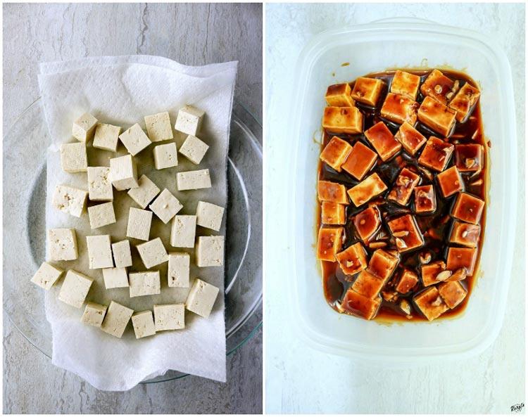 Tofu Bell Pepper Stir Fry - Karyl's Kulinary Krusade