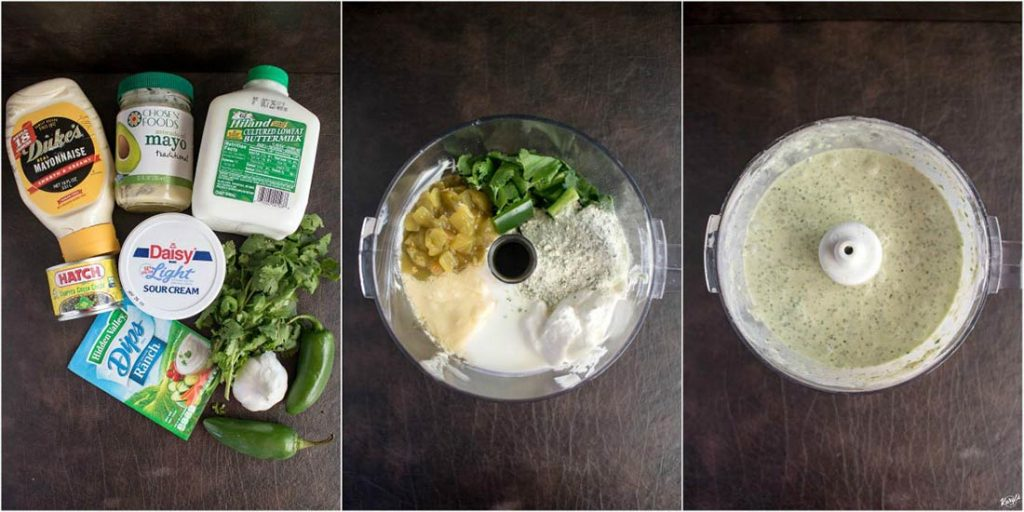 Chuy's Creamy Jalapeno Dip will make you feel like you're at the restaurant! This bold and flavorful dip has a few simple ingredients that gets even better as it rests. You'll want to drizzle, dip and dunk it with everything #jalapeno #cilantro #jalapenodip #jalapenocilantrodip #copycatrecipe #chuysjalapenodip #vegetarian #glutenfree #chuyscreamyjalapenodip #karylskulinarykrusade