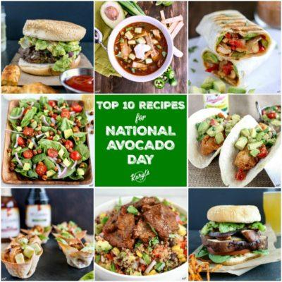 National Avocado Day - Karyl's Kulinary Krusade