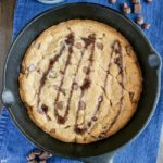Skillet Chocolate Chip Cookie - Karyl's Kulinary Krusade