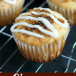 Cinnamon Roll Muffins - Karyl's Kulinary Krusade