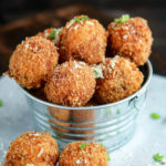 Loaded Mashed Potato Balls - Karyl's Kulinary Krusade