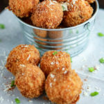 Loaded Mashed Potato Balls - Karyl's Kulinary Krusade