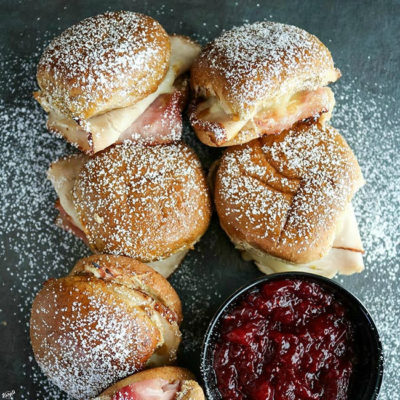 Baked Monte Cristo Sliders - Karyl's Kulinary Krusade