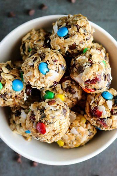 Fruity Monster No Bake Energy Bites - Karyl's Kulinary Krusade