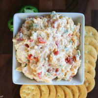 Homemade Pimiento Cheese